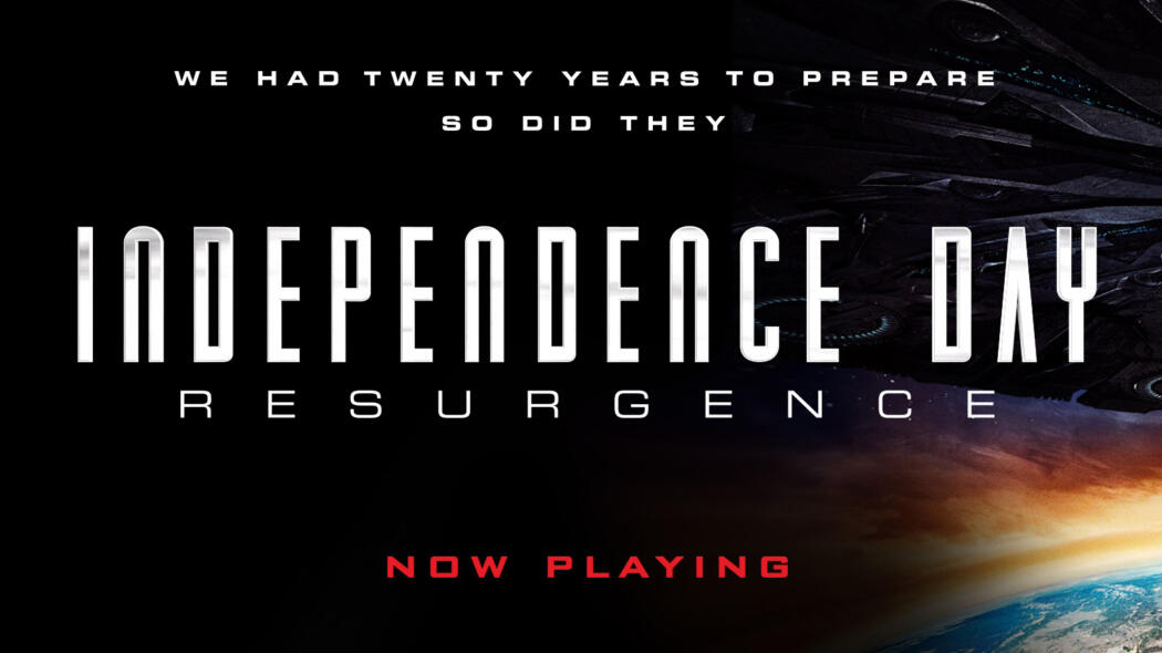 Courtesy 20th Century Fox –  Independence Day Resurgence – We Had 20 Years To Prepare, So Did They (Credit: 20th Century Fox)
